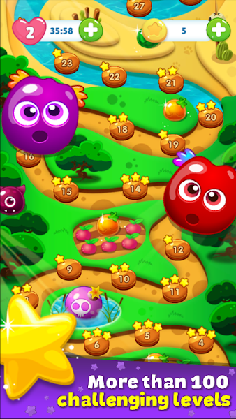 Candy Monsters Match 3