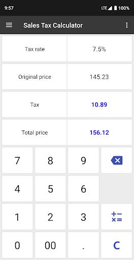 ClevCalc - Calculator screenshot 8
