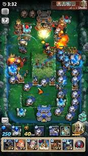 Castle Burn MOD Apk (No Delay Skills) 7