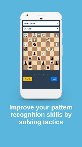 Mate in 2 Chess Tactics android2mod screenshots 6