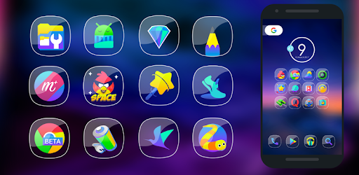 Oreny - Icon Pack app for Android screenshot