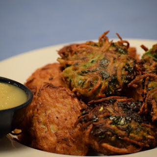 Latkes With A Slight Twist