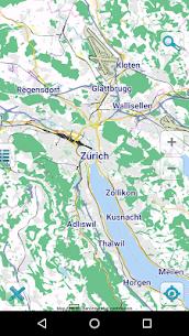 Map of Zurich offline 3.4 [MOD APK] Latest 1