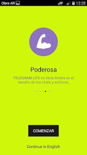 TELEGMA LITE - náhled