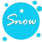 Camera Snow Selfie - Stickers