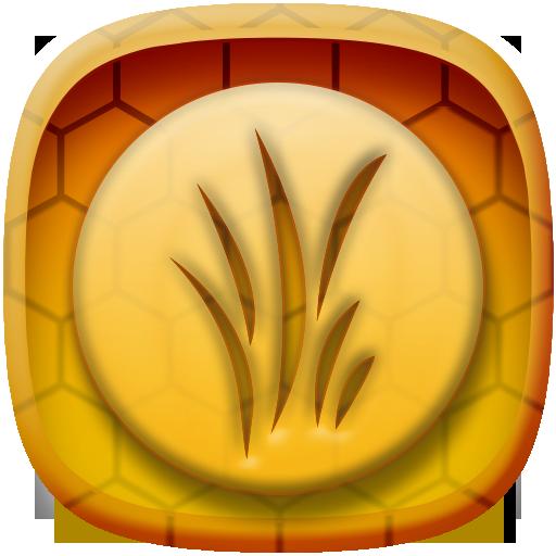 Honey bee Icon Pack Theme