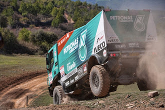 Photo: IVECO  with Dakar by Fandos Used Trucks Trader
