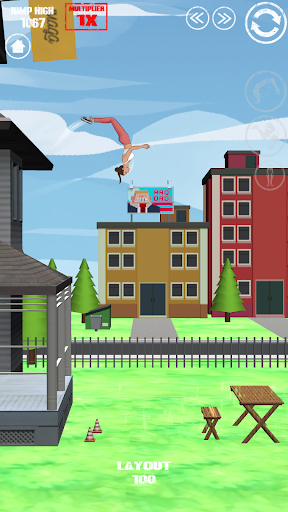 SWAGFLIP - Parkour Origins screenshots 5