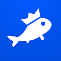 Fishbrain - local fishing map and forecast app icon