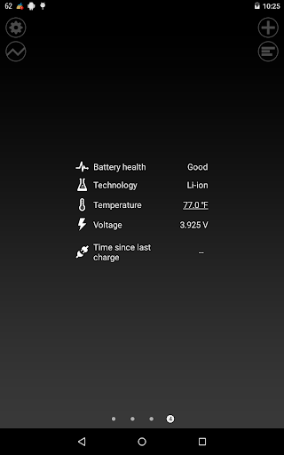Battery HD screenshot 20