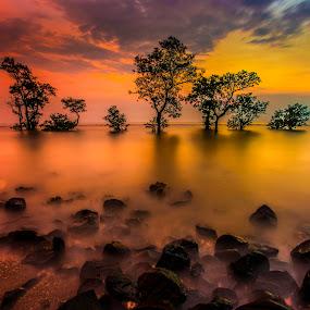 by Abdul Rahman - Landscapes Sunsets & Sunrises (  )