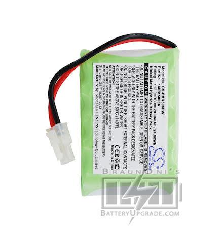 Batteri Robomow gräsklippare 12V/2,2Ah