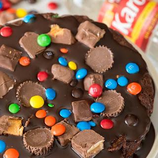 Gooey Chocolate Brownie Cake Recipes