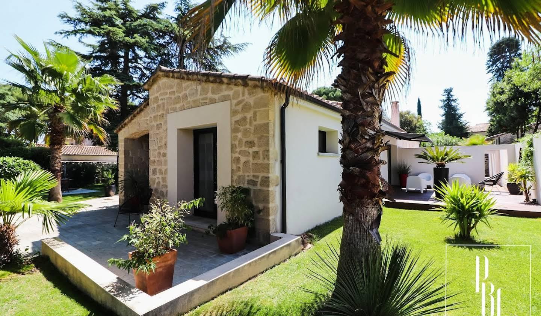 Maison avec piscine et terrasse Cournonterral