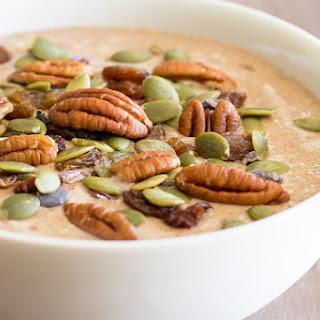 Carrot Cake Chia Breakfast Porridge [Grain Free]
