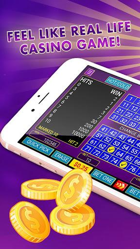 Keno FREE - Keno Offline Las Vegas Games and Bonus 1.2.0 screenshots 1