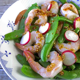 Easy Shrimp Salad