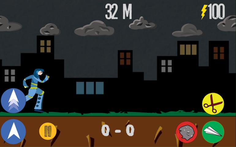 android Rock Paper Scissor! RUN! Screenshot 10