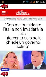 Giornali e Quotidiani screenshot 0