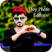Boy photo editor