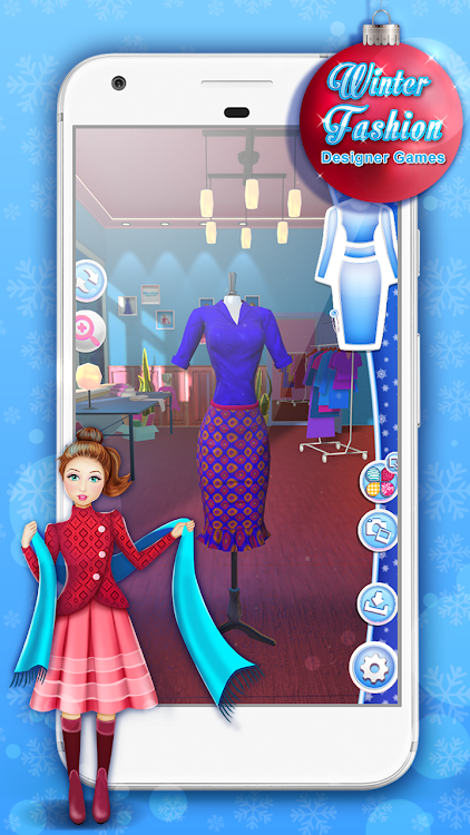 Winter Fashion Designer Games Android Apps Appagg