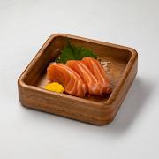 201. Salmon Sake Sashimi