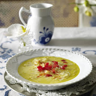 Creamy Onion Soup.