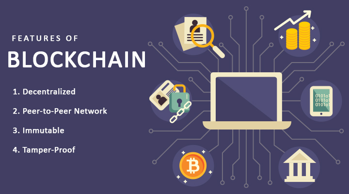Features of Blockchain