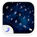Emoji Keyboard - Night Sky Lg icon