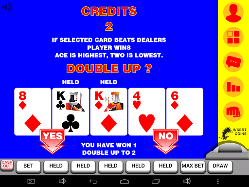 Video Poker 11 11.085 screenshots 5