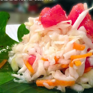 Cabbage Slaw With Vinegar Dressing Recipes