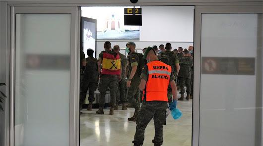 La Legión regresa de Líbano y cierra el relevo más largo en una misión exterior