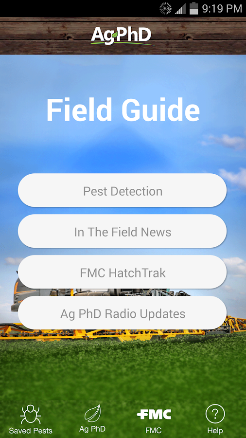 Ag PhD Field Guide- screenshot