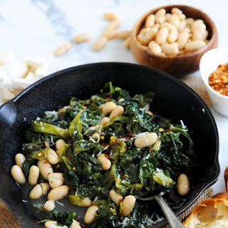 Italian Greens And Beans Escarole Recipes.