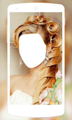 Lovely Wedding Hairstyle 1.0 1