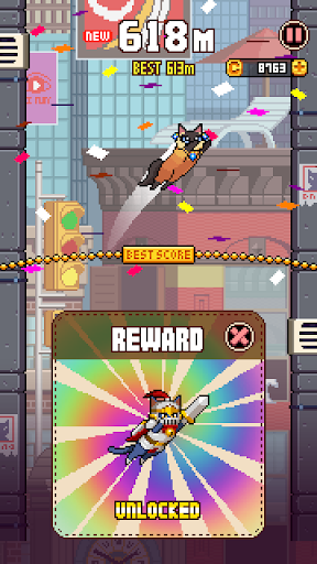 Cat Jump screenshots 5