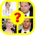 hollywood actor actress game icon