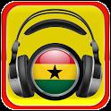 Ghana Live Radio icon