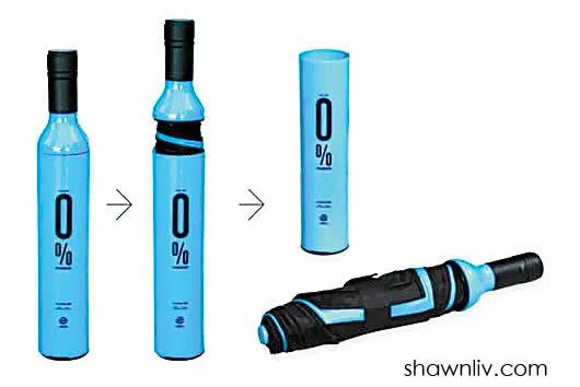bottle umbrealla