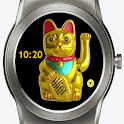 Lucky Cat Watch Face icon