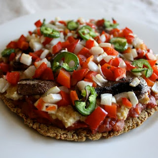 Quinoa Pizza