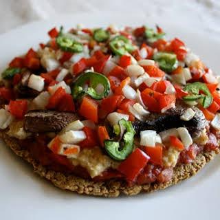 Quinoa Pizza.