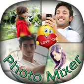 Photo Mixer : Photo Blender