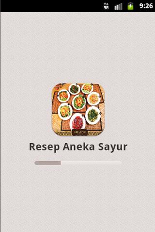 Resep Aneka Sayur