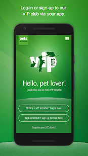 Pets at Home- screenshot thumbnail