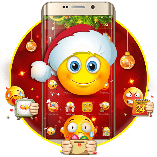 Emoji Cartoon Theme