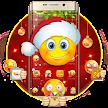 Christmas Emoji Theme APK