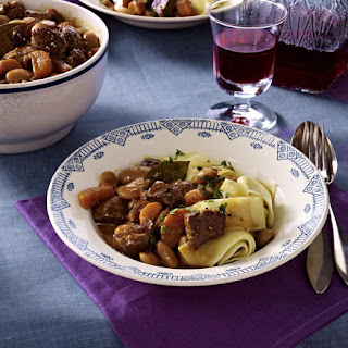 Pork and Lima Bean Goulash