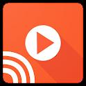 EZ Web Video Cast | Chromecast icon