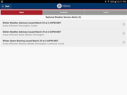 FEMA  screenshots 9